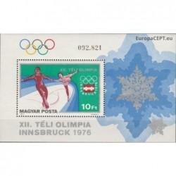 Hungary 1975. Winter...