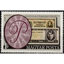 Hungary 1976. Money
