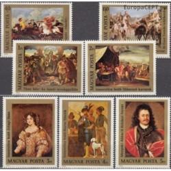 Hungary 1976. Paintings