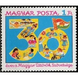 Vengrija 1976. Pionieriai