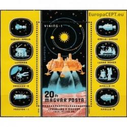 Hungary 1976. Space...