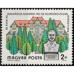 Vengrija 1976. Medicinos...