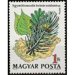 Vengrija 1976. Miškai