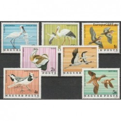 Hungary 1977. Birds