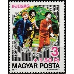 Vengrija 1977. Jaunimo sportas