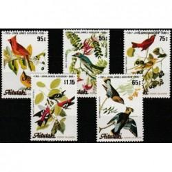 Aitutaki 1985. Birds