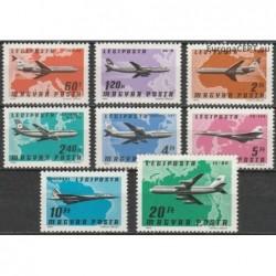 Hungary 1977. Airplanes