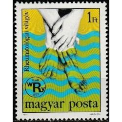 Vengrija 1977. Reumatizmo...