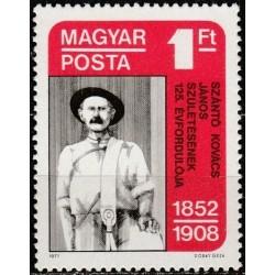 Vengrija 1977. Laisvės...