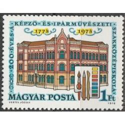 Hungary 1978. Art school