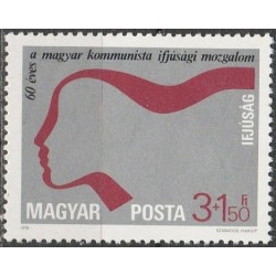 Vengrija 1978. Komjaunimas