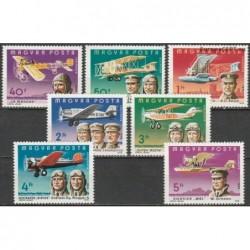 Vengrija 1978. Aviacijos...