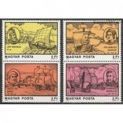 Hungary 1978. Explorers