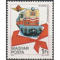 Vengrija 1978. Pionieriai