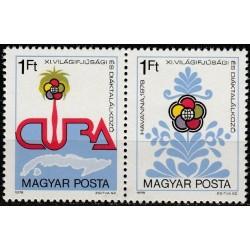Vengrija 1978. Pasaulio...
