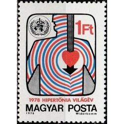 Hungary 1978. Preventive...