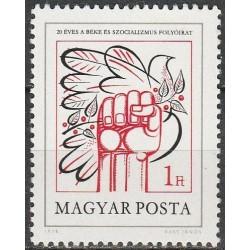 Vengrija 1978. Laikraštis