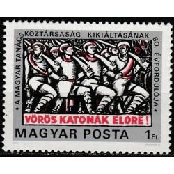 Vengrija 1979. Sovietinės...