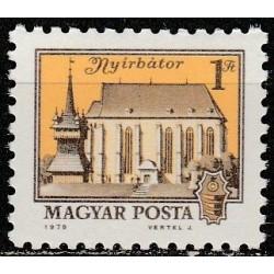 Vengrija 1979. Architektūra