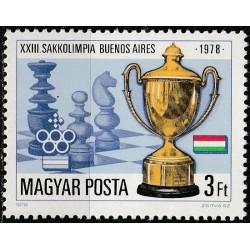 Vengrija 1979. Šachmatų...