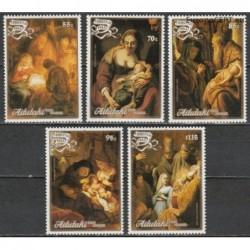 Aitutaki 1988. Rembrandt...
