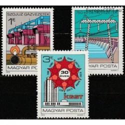 Hungary 1979. Energetics...
