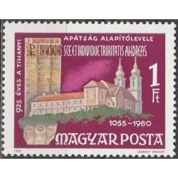 Hungary 1980. History of...