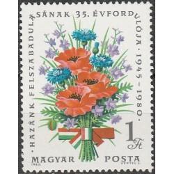 Hungary 1980. 35 years freedom