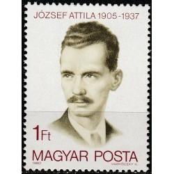 Vengrija 1980. Rašytojas