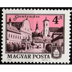 Vengrija 1980. Architektūra