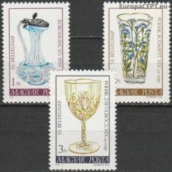 Hungary 1980. Glassware