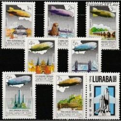 Hungary 1981. Graf Zeppelin