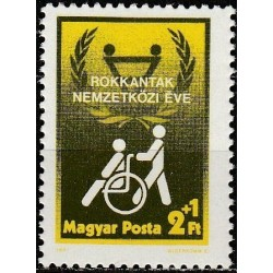 Hungary 1981. Disability