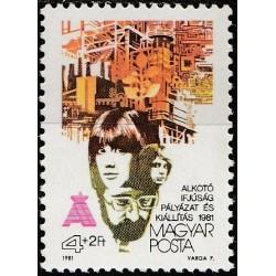 Vengrija 1981. Komunistinė...