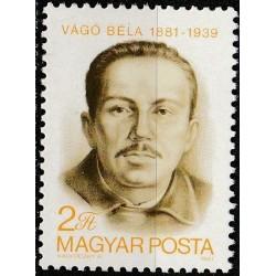 Hungary 1981. National heroe