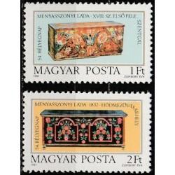 Hungary 1981. Artisanal...