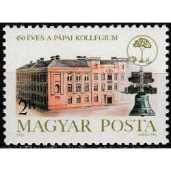 Hungary 1981. Papa colegium