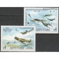 Aitutaki 1995. Second World...