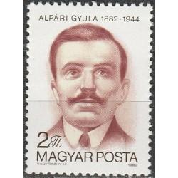 Hungary 1982. Journalist