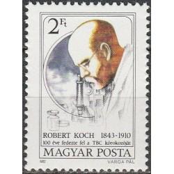 Hungary 1982. Robert Koch