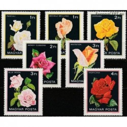 Hungary 1982. Roses