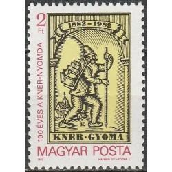 Vengrija 1982. Leidybos...