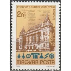 Vengrija 1982. Technikos...