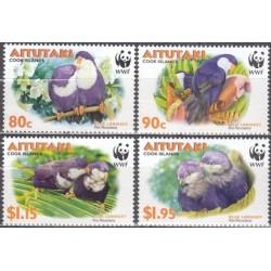 Aitutaki 2002. Birds