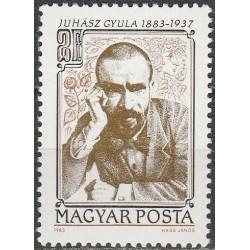 Hungary 1983. Writer