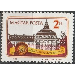 Hungary 1983. History of...