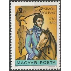 Hungary 1983. Simon Bolivar