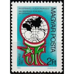 Hungary 1983. Esperanto