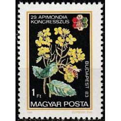 Hungary 1983. Honey bees