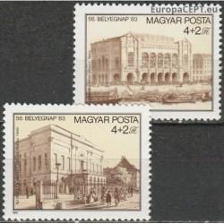 Vengrija 1983. Architektūra